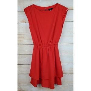 H&M Red Dress in a size 2